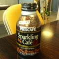 写真: 炭酸コーヒー