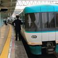 283系くろしお(オーシャンアロー)貫通型@白浜駅