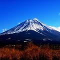 Photos: 2014_0102_朝霧高原からの富士山