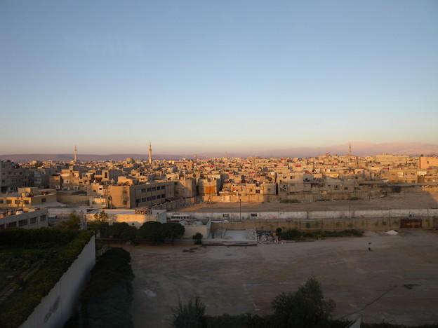 Syria ダマスカス市街