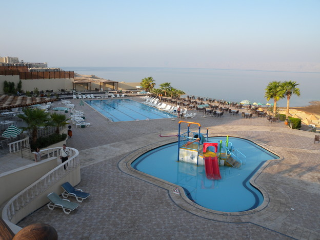 Jordan100死海 Dead Sea Spa Hotel