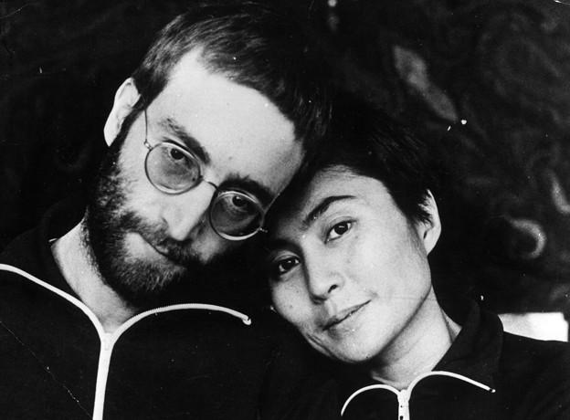 John and Yoko 1970