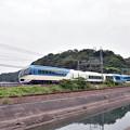 Photos: 鳥羽線 参宮線撮影地 観光特急しまかぜ