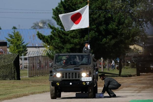 D300s_20131006_053 米子駐屯地 国旗