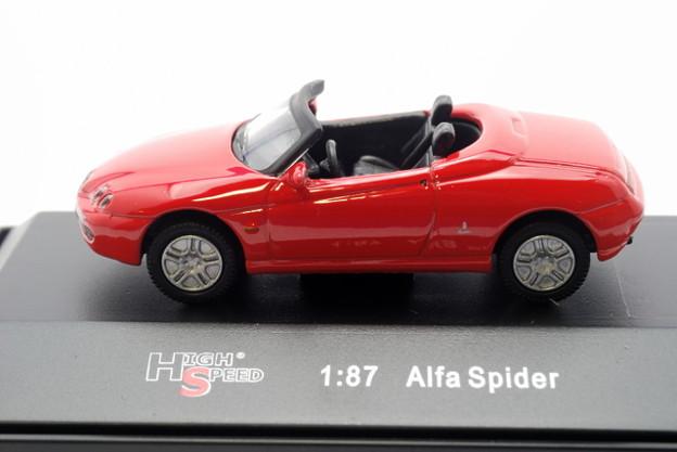 HIGH SPEED_Alfa Spider_001
