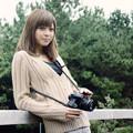 Photos: カメラガール in 秋の公園 #5