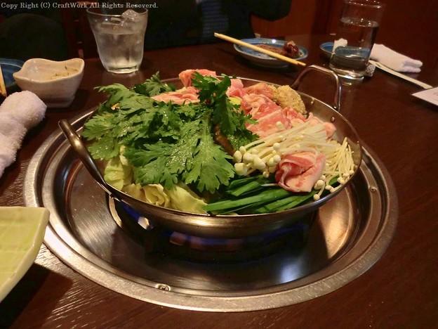 成山味噌ちゃんこ鍋