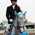 写真: 川崎競馬の誘導馬06月開催 紫陽花Ver-120611-24-large