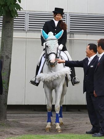 川崎競馬の誘導馬06月開催 初心者マークVer-120615-01