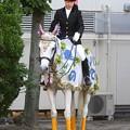 写真: 川崎競馬の誘導馬07月開催 七夕飾りVer-120702-01-large