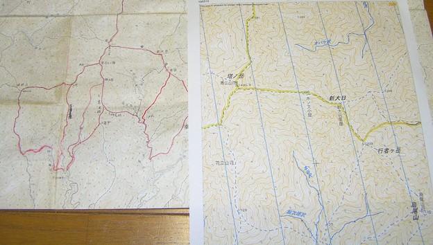 2)地図プリ