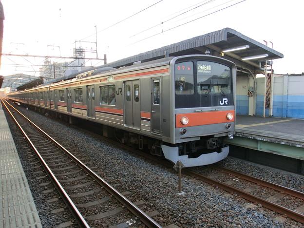 JR東日本:205系(M6)-01