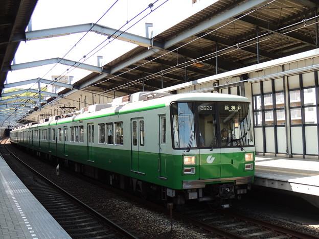 神戸市交通局2000形(2120F)-01
