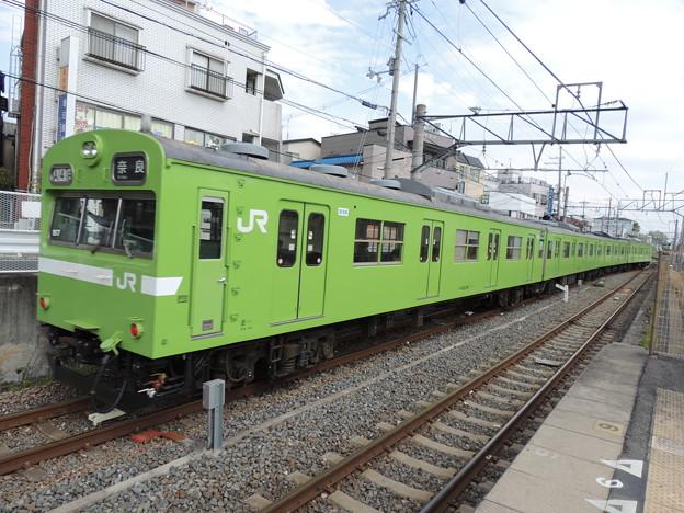JR西日本:103系(NS401)-02