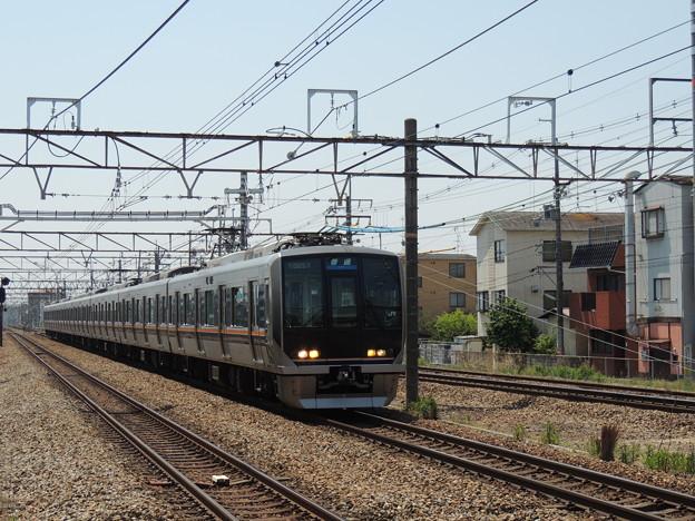 JR西日本:321系(D6)-01