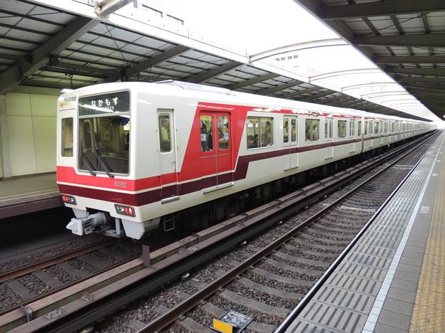 北大阪急行:8000系(8002F)-01