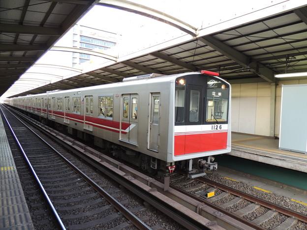 大阪市交通局:10系(1126F)-02
