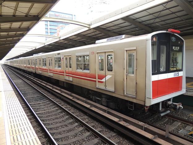 大阪市交通局:10系(1115F)-02
