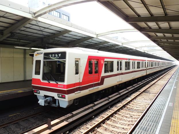 北大阪急行:8000系(8005F)-02