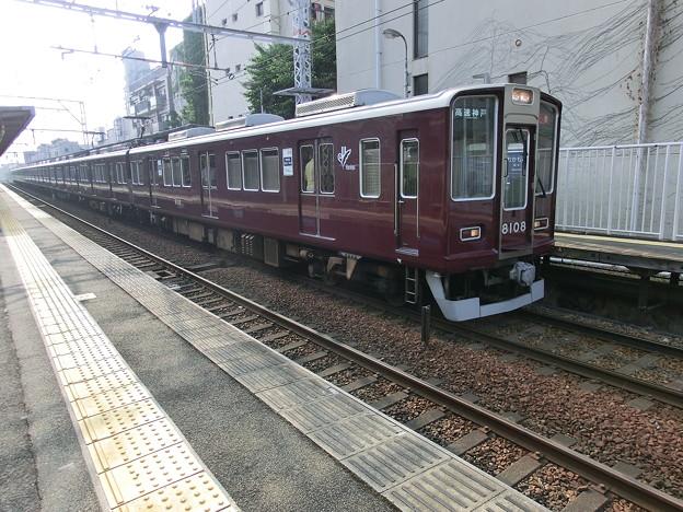 阪急:8000系(8008F)-01