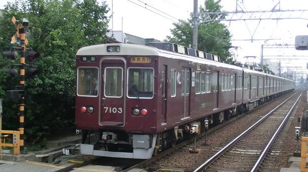 阪急:7000系(7003F)-01