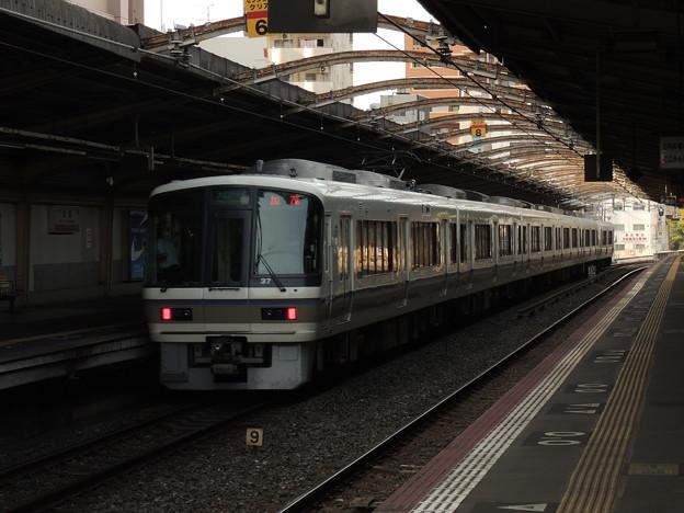 JR西日本:221系(NC607)-01