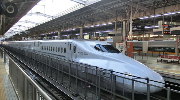 JR西日本:N700系7000番台(S6)-01