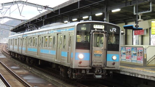 JR四国:121系(3)-01