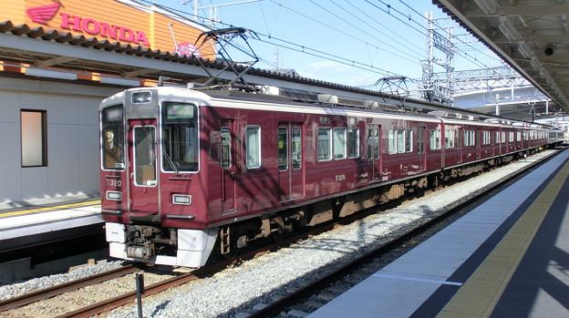 Photos: 阪急:7300系(7320F)-02