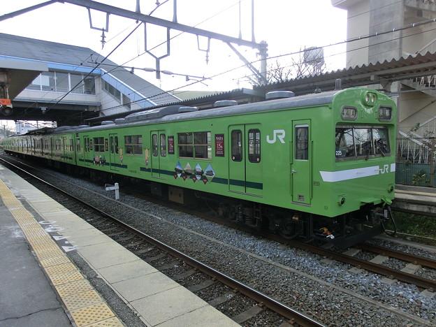 JR西日本:103系(NS409)-02