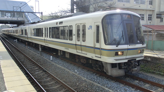 JR西日本:221系(NC610)-01
