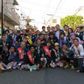 Photos: 毎年恒例の市野倉睦集合写真...
