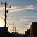 Photos: 冷えた朝空