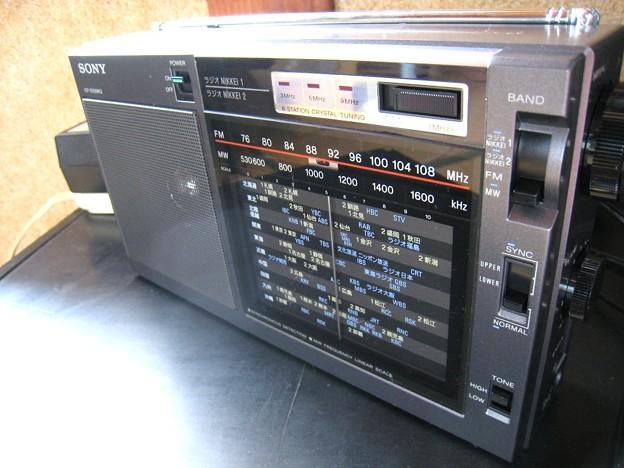 SONY ICF-EX5MK2…