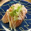 Photos: 炙りサーモン・・・