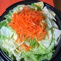 Photos: とり野菜みそ鍋・・・