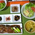Photos: 煮魚定食・・・