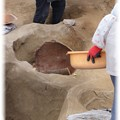 Photos: 掘り中
