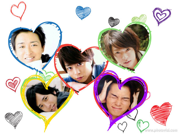 Photos: 嵐smile