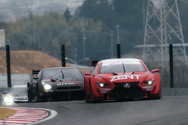 SUPER GT 3メーカーデモラン
