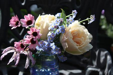 425 バラの花束 (1)