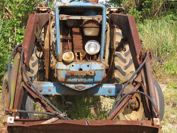 きょうのトラクター