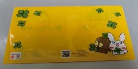 サークルKサンクス限定 パンダのたぷたぷマスクケース