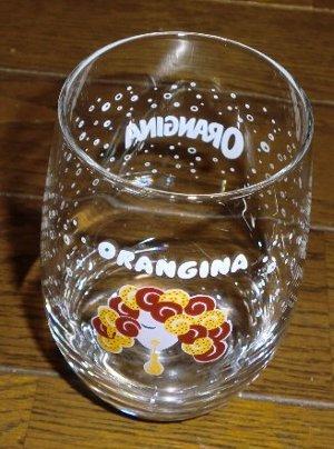 オランジーナオリジナルグラス