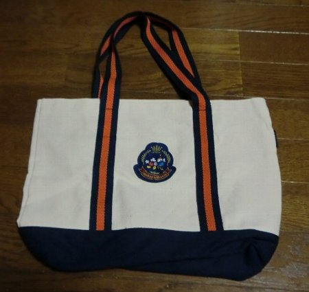 SPRiNG×BEAMS特製 ミッキー&ミニーのプレミアムトラッドバッグ