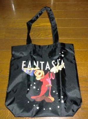 X-girl Disney FANTASIAトートバッグ