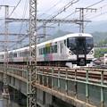 Photos: 鉄橋で