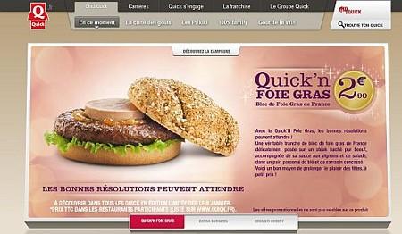 quick foie gras
