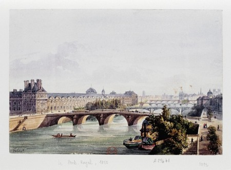 Paris-PontRoyal-1850