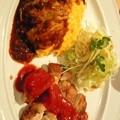 Photos: くまフェス終わりの晩飯なう